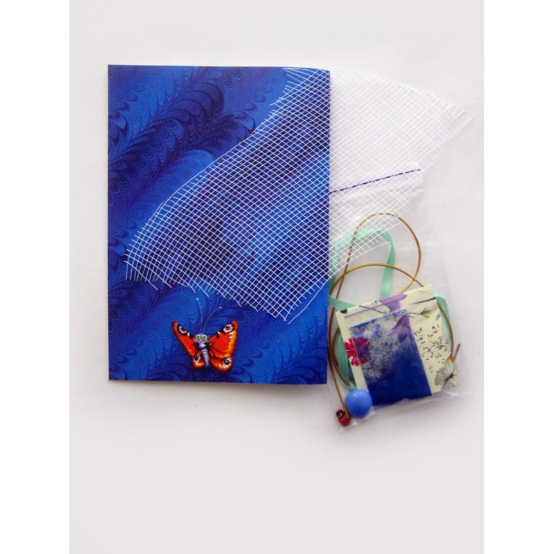 Большой подарок 6 в 1 (5+) 3D-пазлы-Наборы для творчества