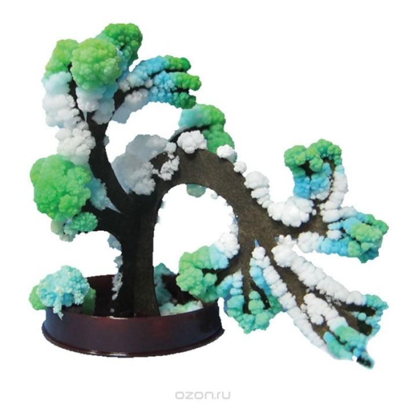 Бонсай  - Японский сад кристаллов