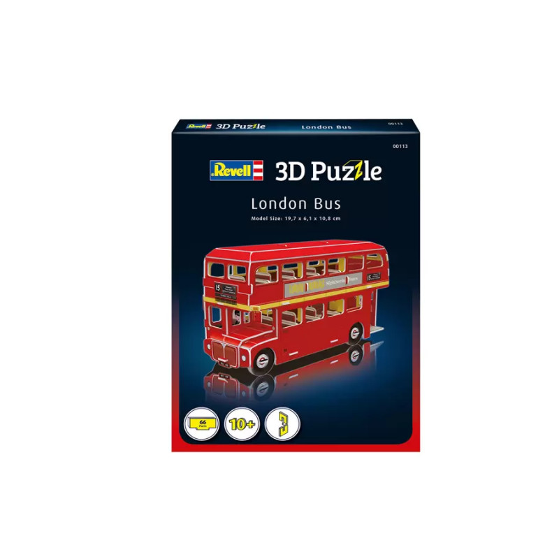 3D пазл Revell Лондонский автобус