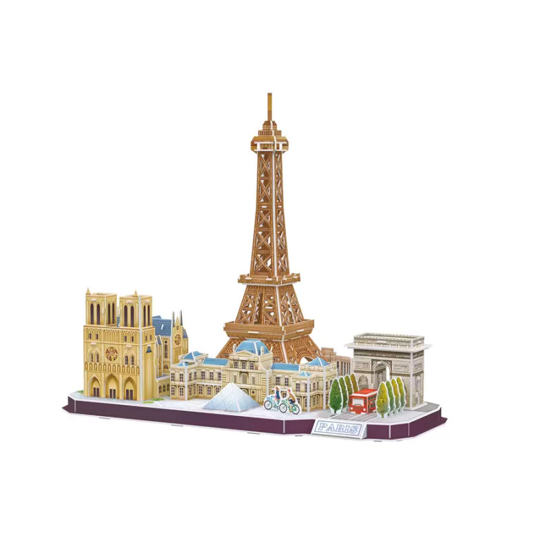 3D пазл Revell Париж Skyline/Paris Skyline