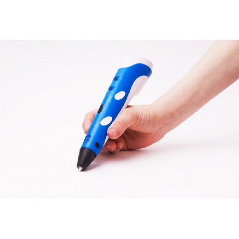 3D ручка Spider Pen START, голубая