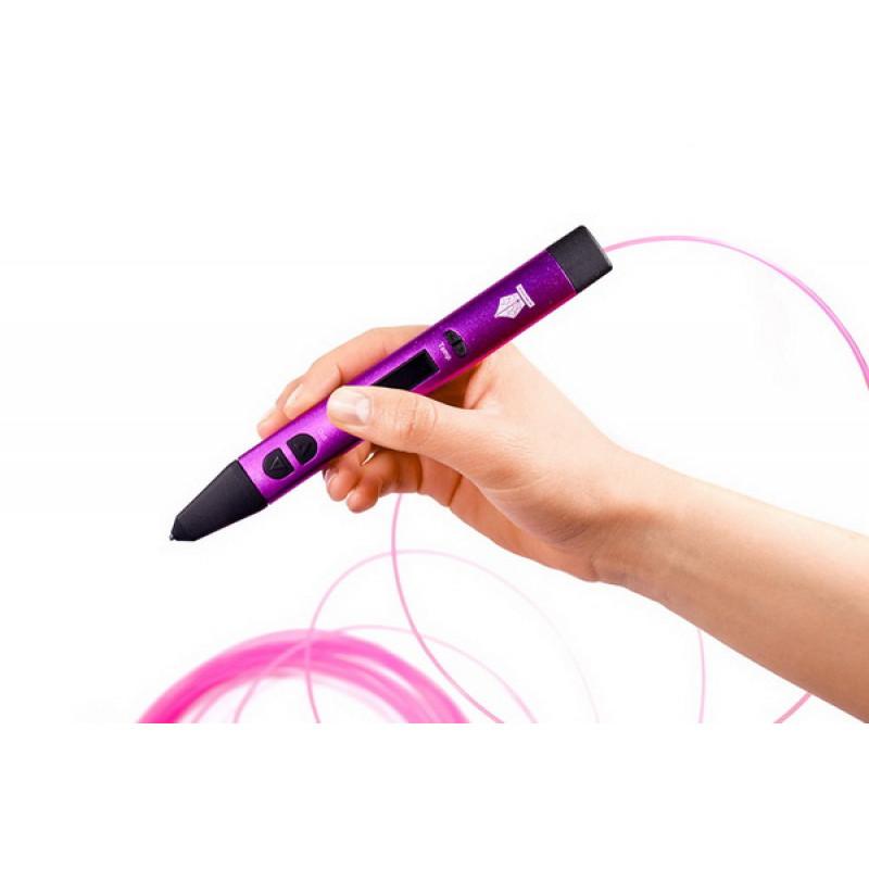 3D ручка SPIDER PEN PRO, нежно сиреневый
