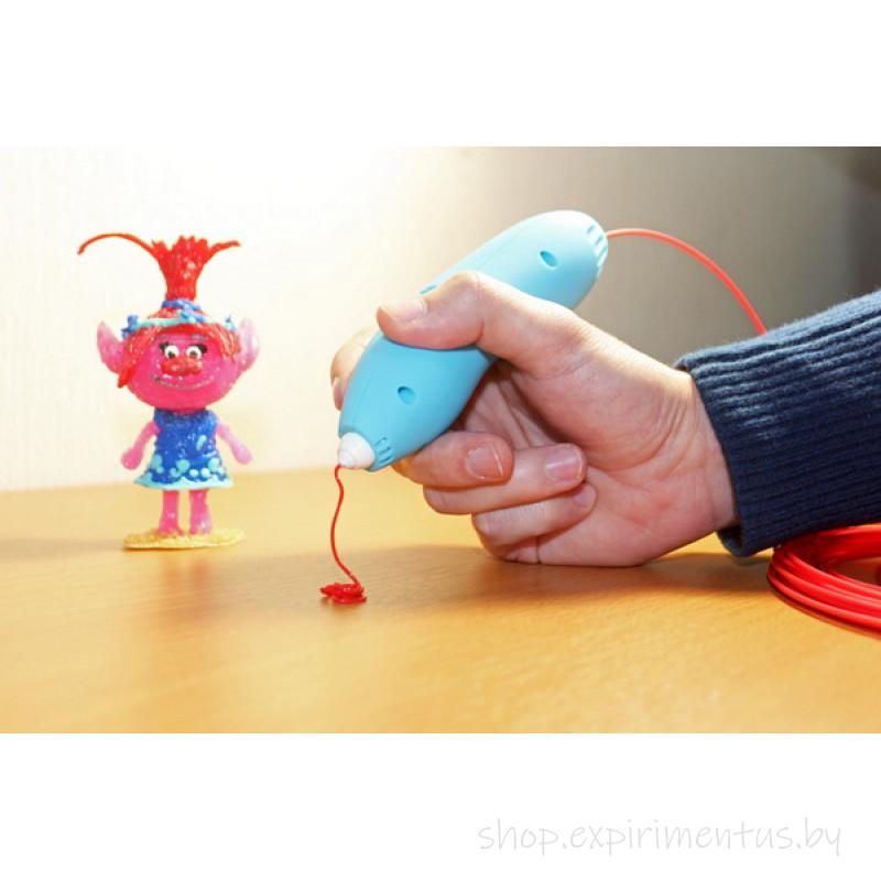 3D ручка SPIDER PEN BABY, голубой