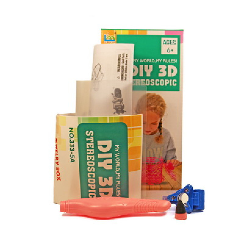 3D ручка Magic Glue LM333-3E