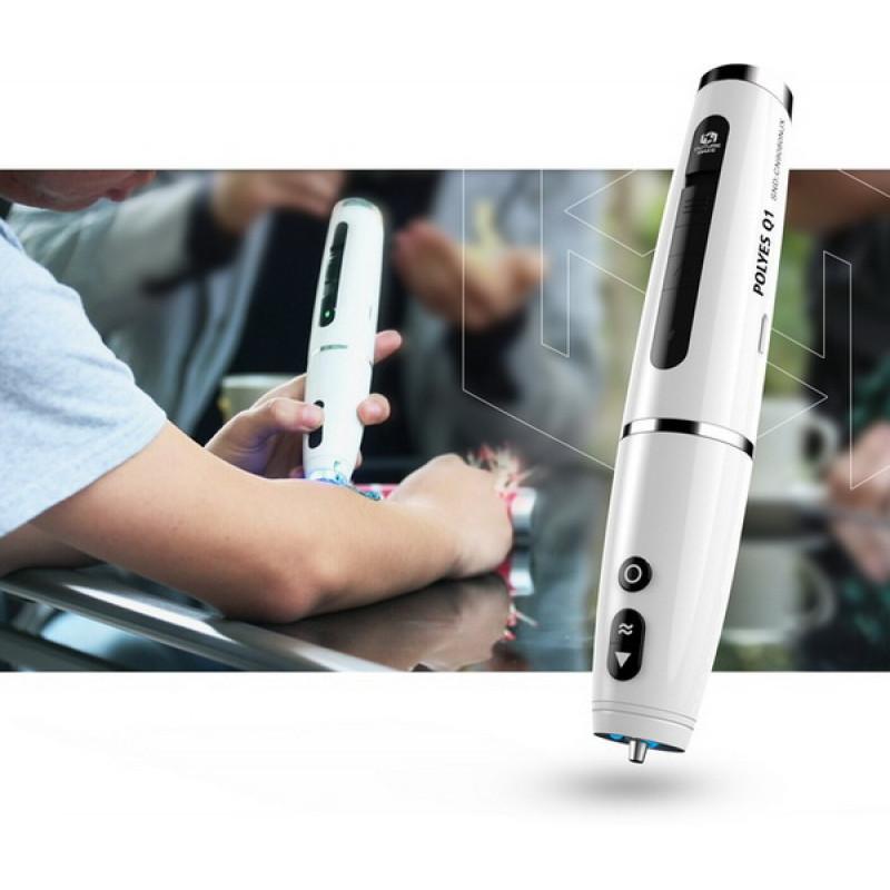 3D Ручка Polyes Q1 - Холодные чернила