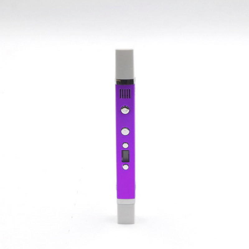 3D ручка Myriwell-3 RP100С с дисплеем, фиолетовый металлик