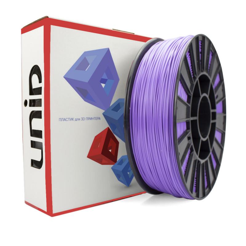 Катушка UNID ABS пластика 750гр. (фиолетовый)