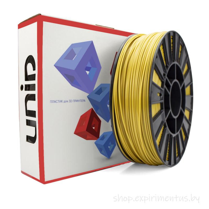 Катушка UNID ABS пластика 750гр. (золотой)