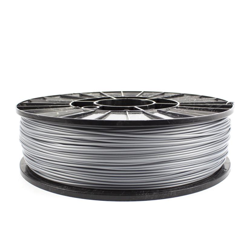 Катушка UNID PLA пластика 1000гр. (серый)