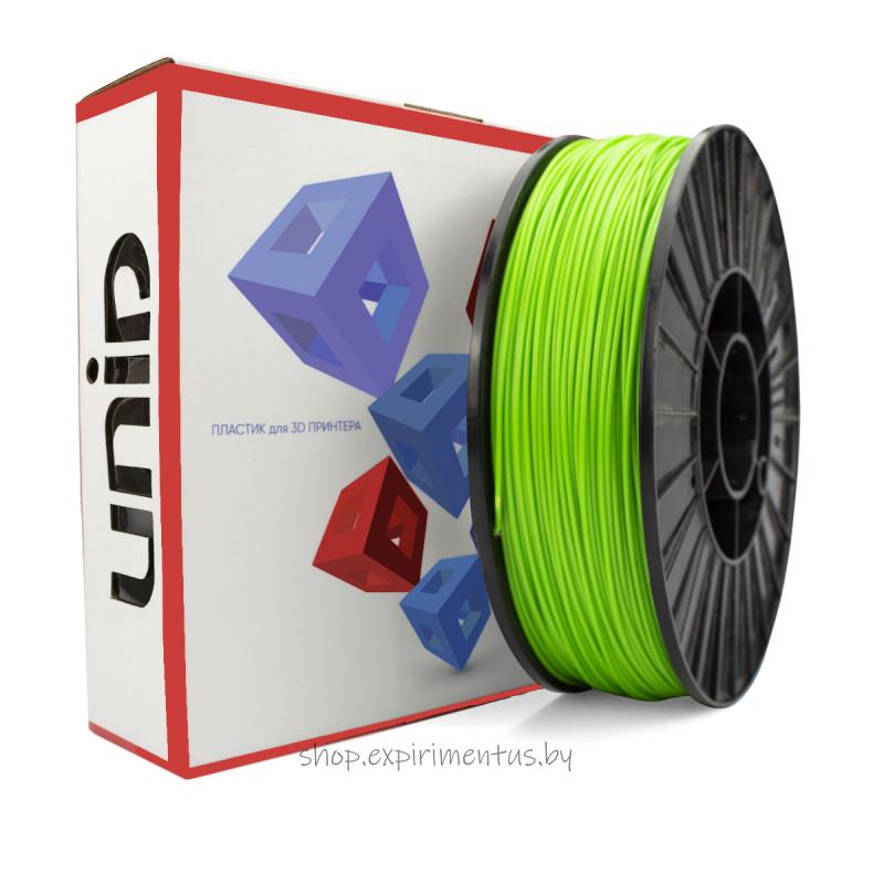 Катушка UNID ABS пластика 750гр. (салатовый)