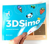 3D ручки Simo