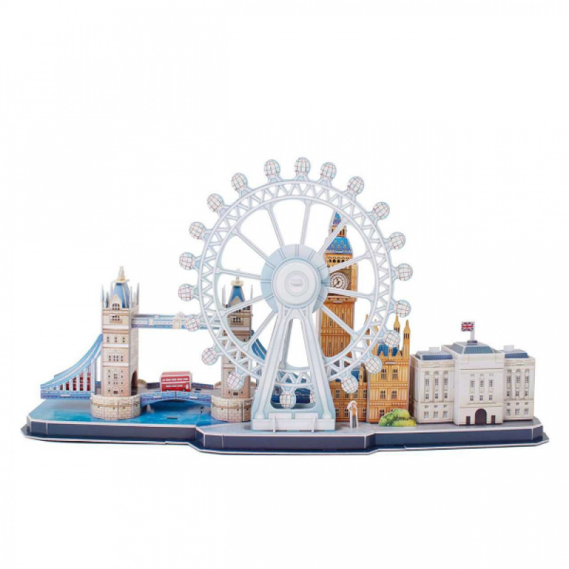 3D пазл Revell Лондонский Skyline/London Skyline