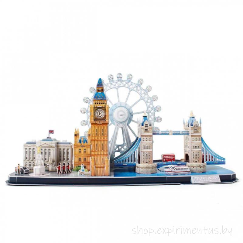 3D пазл Лондонский Skyline/London Skyline