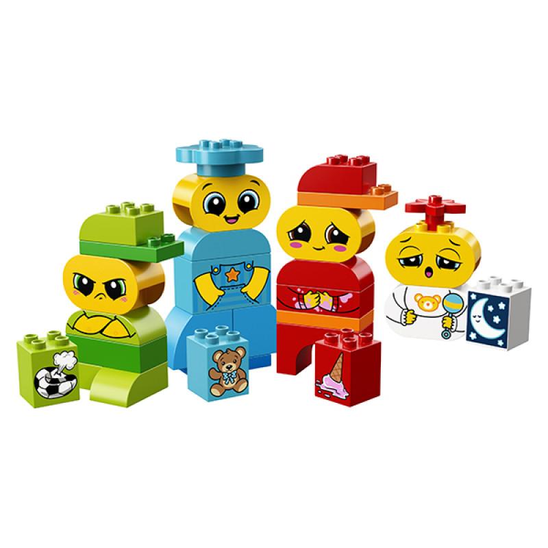 LEGO DUPLO 10861 Конструктор ЛЕГО ДУПЛО Мои первые эмоции
