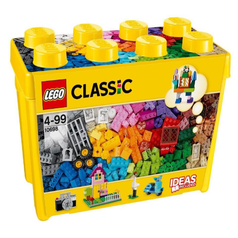 LEGO Classic 10698 Конструктор ЛЕГО Классик Набор для творчества большого размера