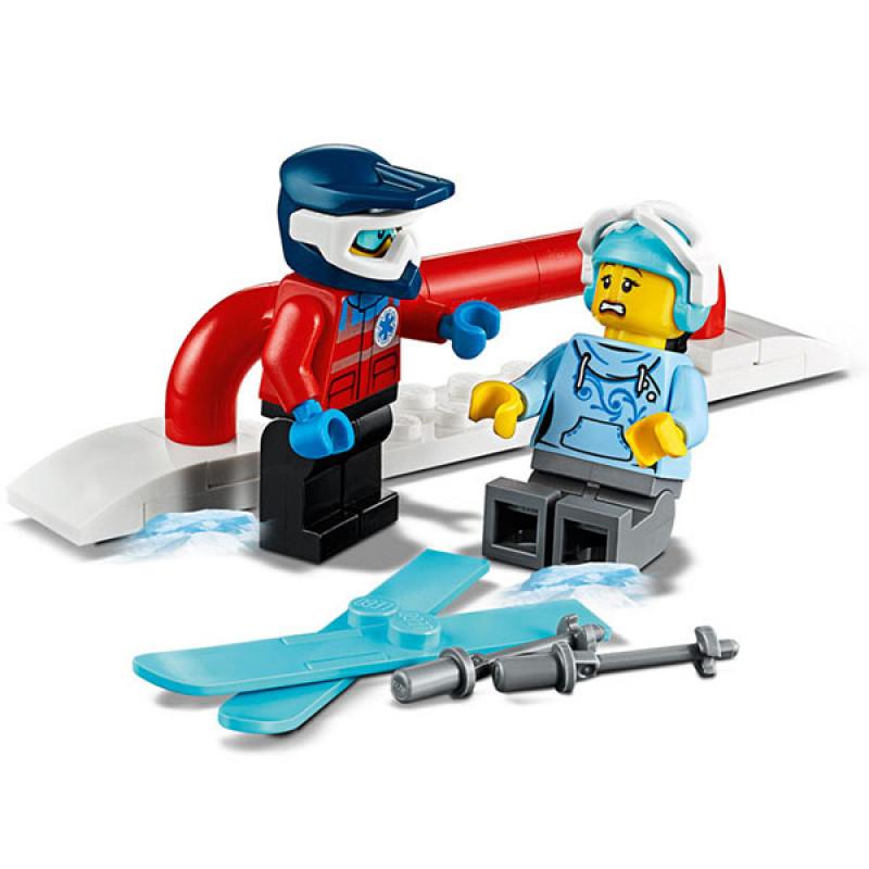 LEGO City 60203 Конструктор ЛЕГО Город Горнолыжный курорт