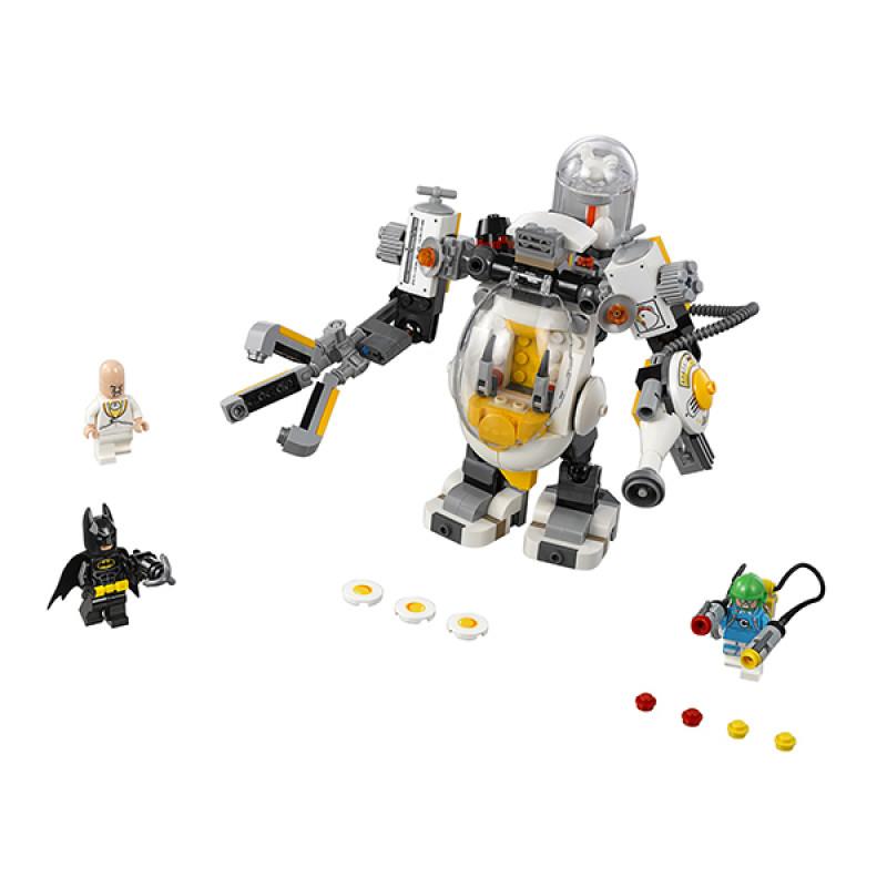 """Конструктор LEGO Batman Movie """"Бой с роботом Яйцеголового"""""""