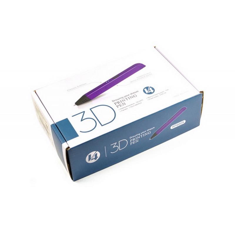 3D Ручка RP-600A (ORIGINAL), желтая