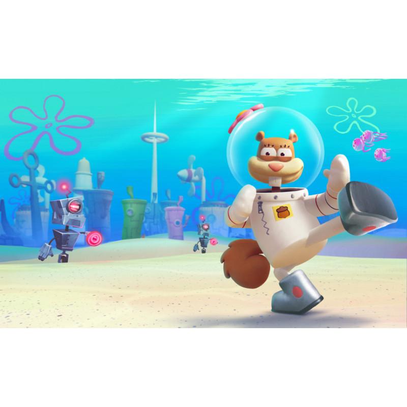PS4:  SpongeBob SquarePants: Battle For Bikini Bottom -Rehydrated Стандартное издание