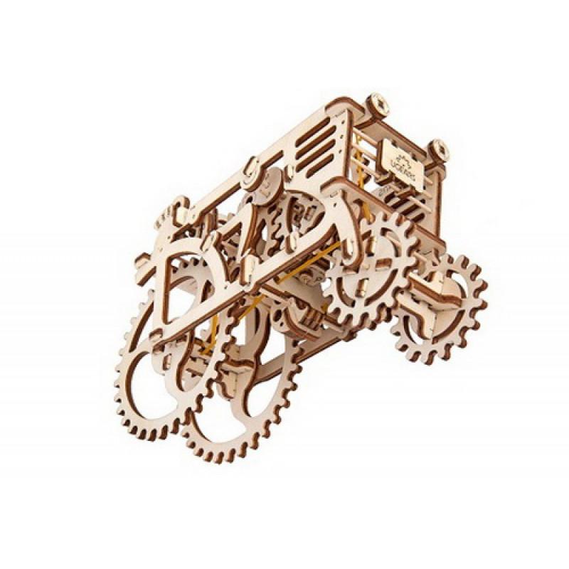 """3D пазл Ugears """"Трактор"""""""