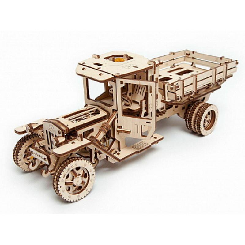 "3D пазл Ugears ""Грузовик UGM-11"""