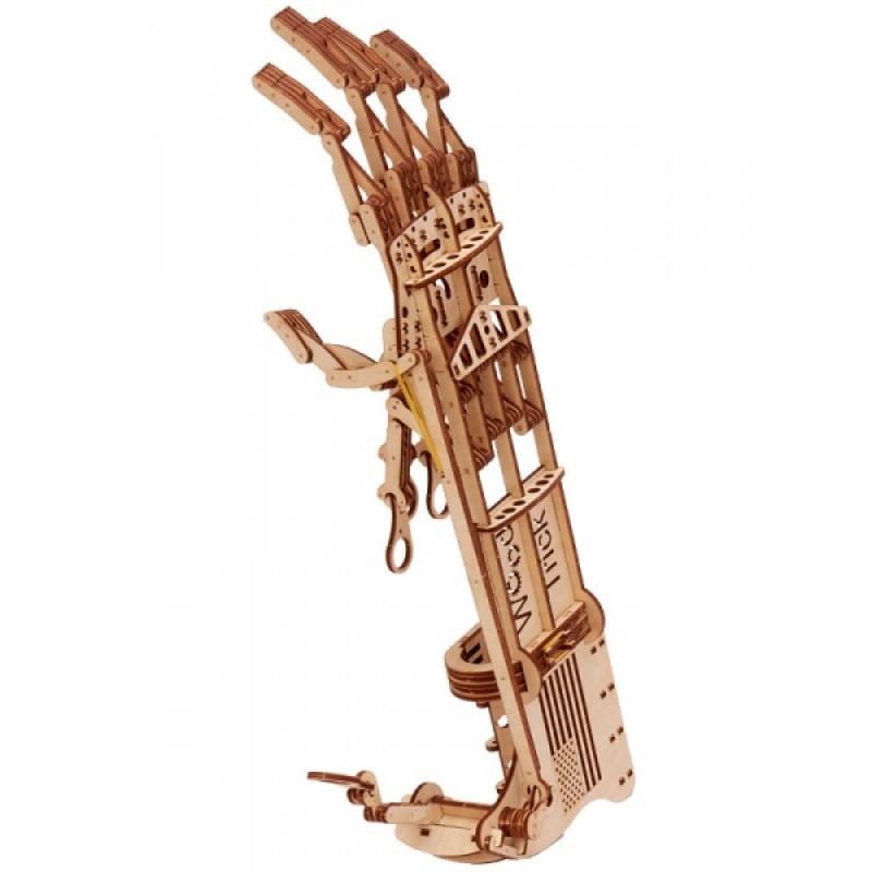 """Деревянный конструктор Wood Trick """"Рука"""" Hand"""