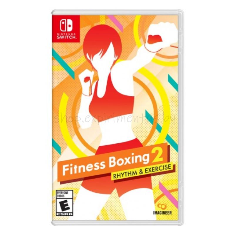 Игра для Nintendo Switch:   Fitness Boxing 2: Rhythm & Exercise, английская версия