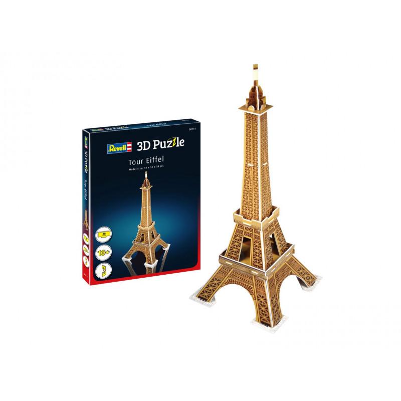 3D пазл Revell Эйфелева башня
