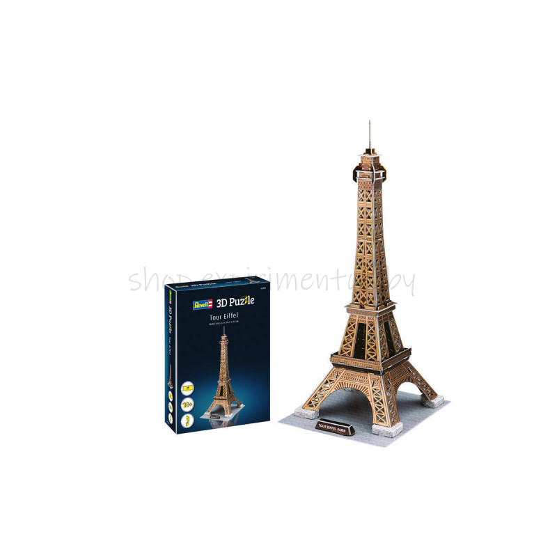 "3D ПАЗЛ ""Эйфелева башня"" (230 х 205 х 470 мм)"