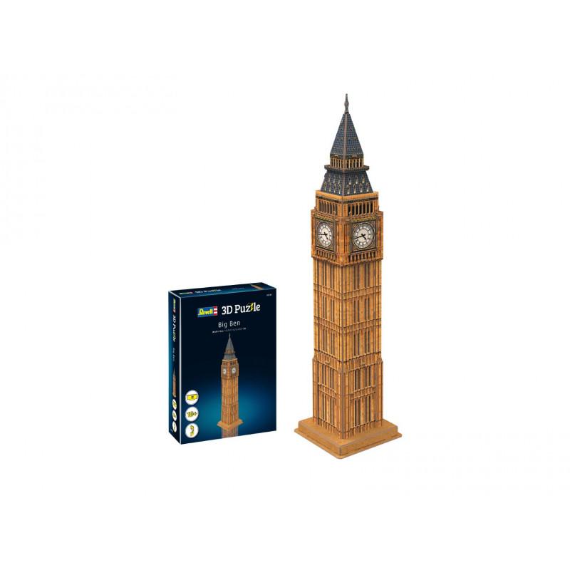 3D пазл Revell  Биг Бэн/Big Ben