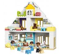 LEGO DUPLO 10929 Конструктор ЛЕГО ДУПЛО Модульный игрушечный дом