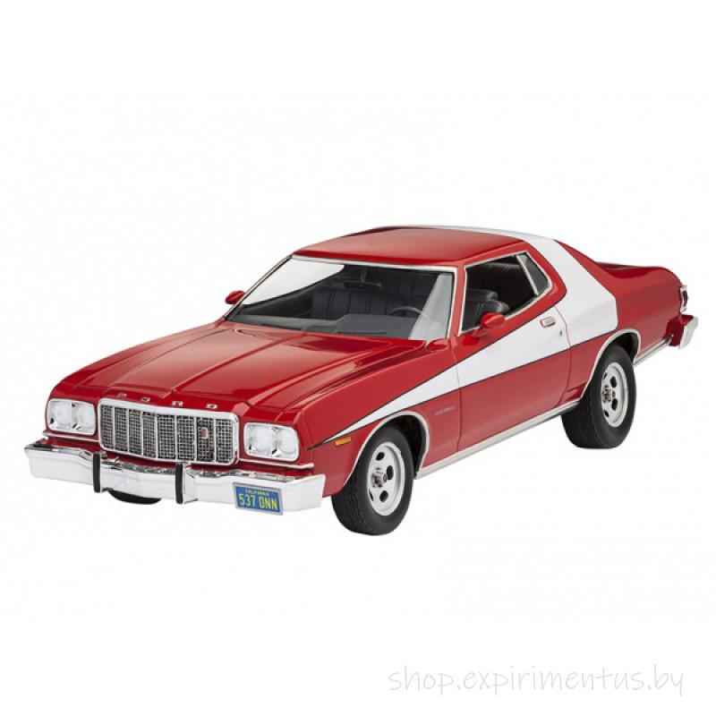 АвтомобильFord Torino '76 (1:25)