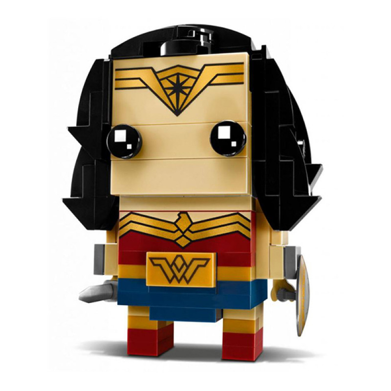 "Конструктор LEGO BrickHeadz ""Чудо-женщина"""