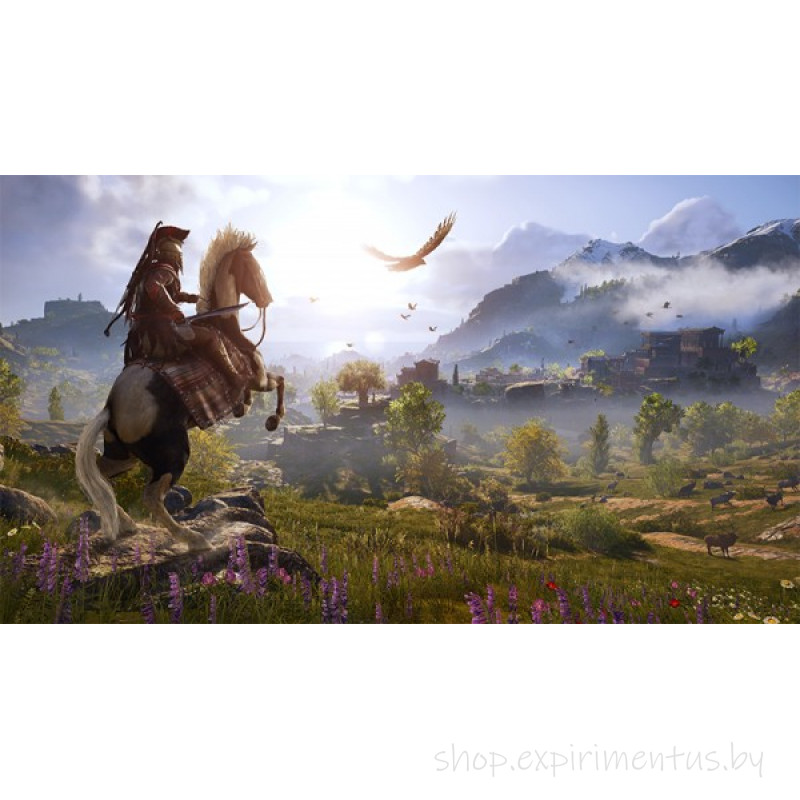Assassin's Creed: Одиссея [PS4]