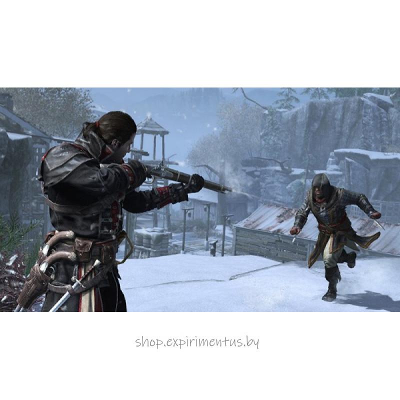 Assassin's Creed: Изгой (Rogue). Обновленная версия [Xbox One]