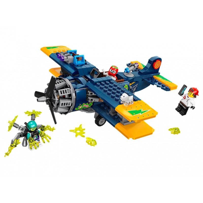 LEGO Hidden Side 70429 Конструктор Трюковый самолёт Эль-Фуэго