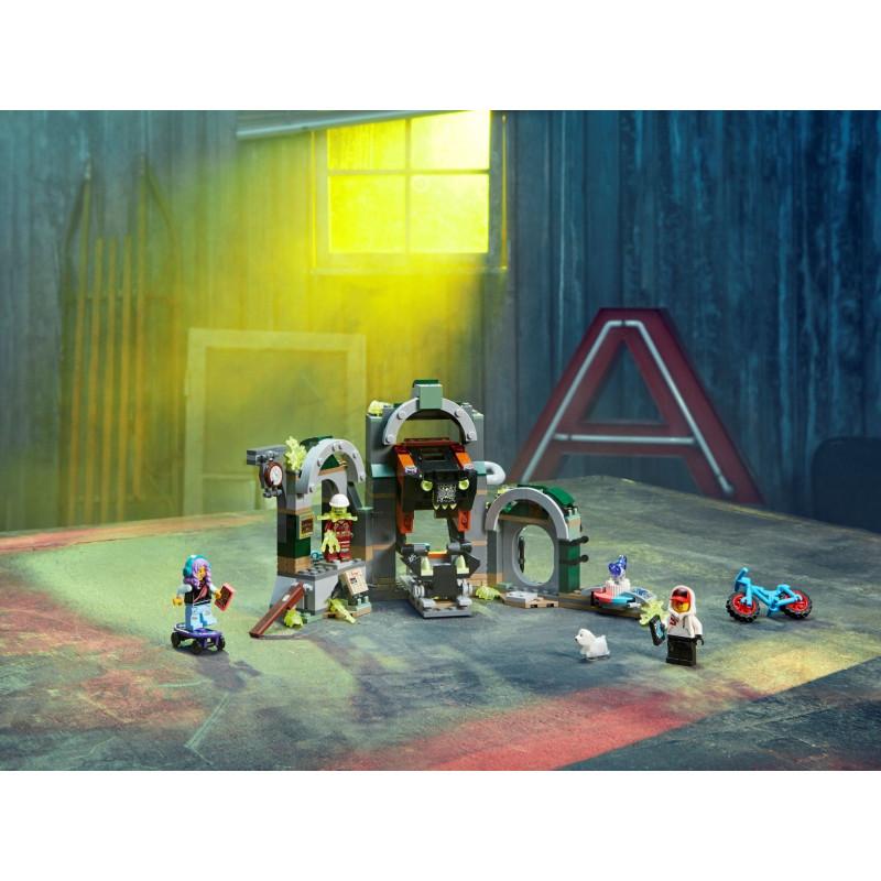 LEGO Hidden Side 70430 Конструктор Метро Ньюбери