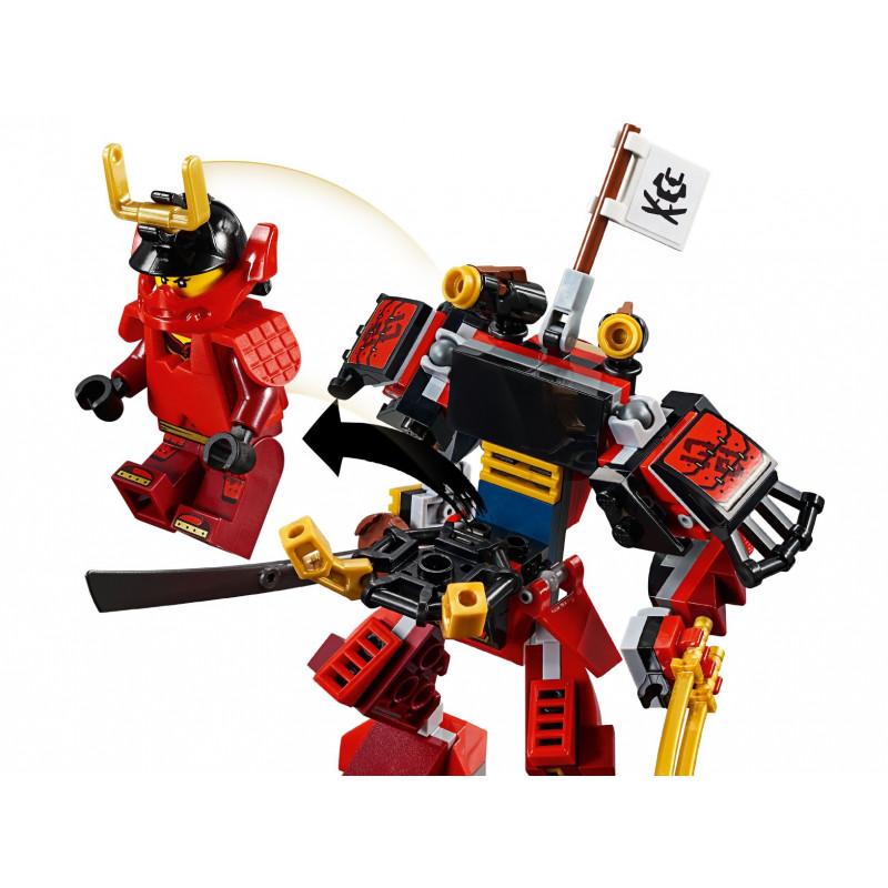 LEGO NINJAGO® 70665 Конструктор Робот-самурай