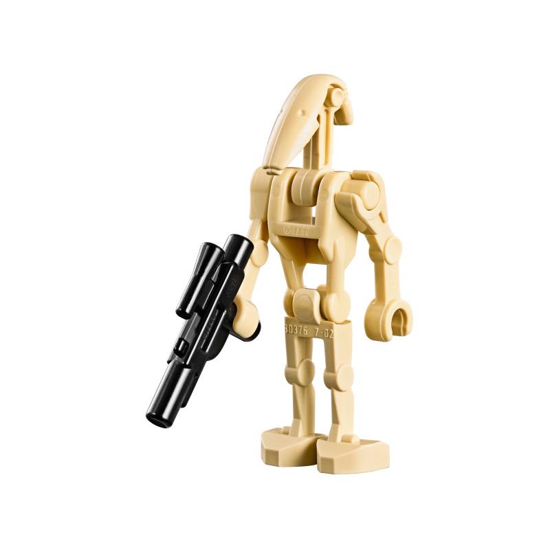 Лего Звездные войны™ 75091 Конструктор Флэш-спидер™