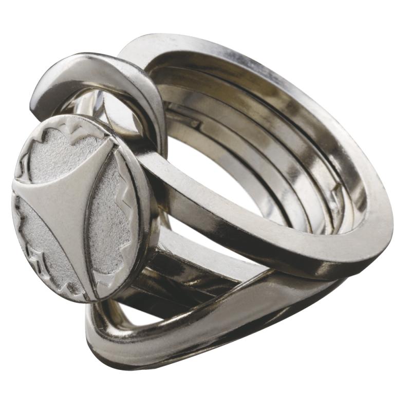 Головоломка Huzzle Ring II (Перстень 2) 5 уровень