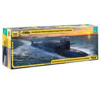Атомная подводная лодка «Тула» проекта «Дельфин» (1:350) 9062 ЗВЕЗДА