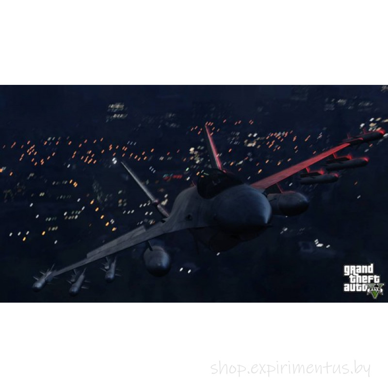 Grand Theft Auto V. Premium Edition [Xbox One]