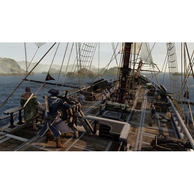Assassin's Creed III. Обновленная версия [Xbox One]