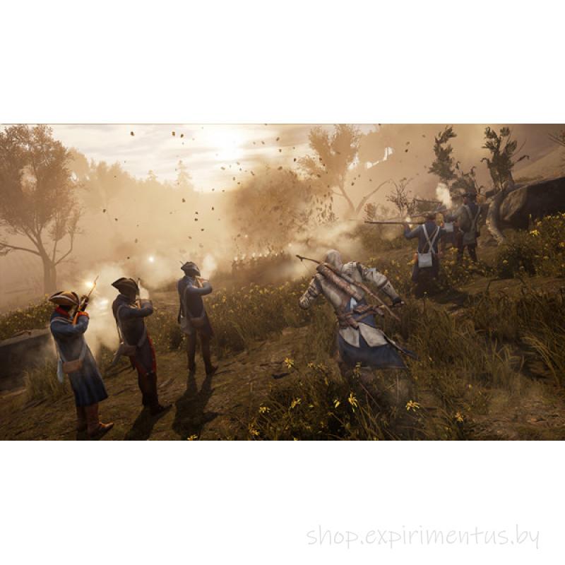 Assassin's Creed III. Обновленная версия [PS4]