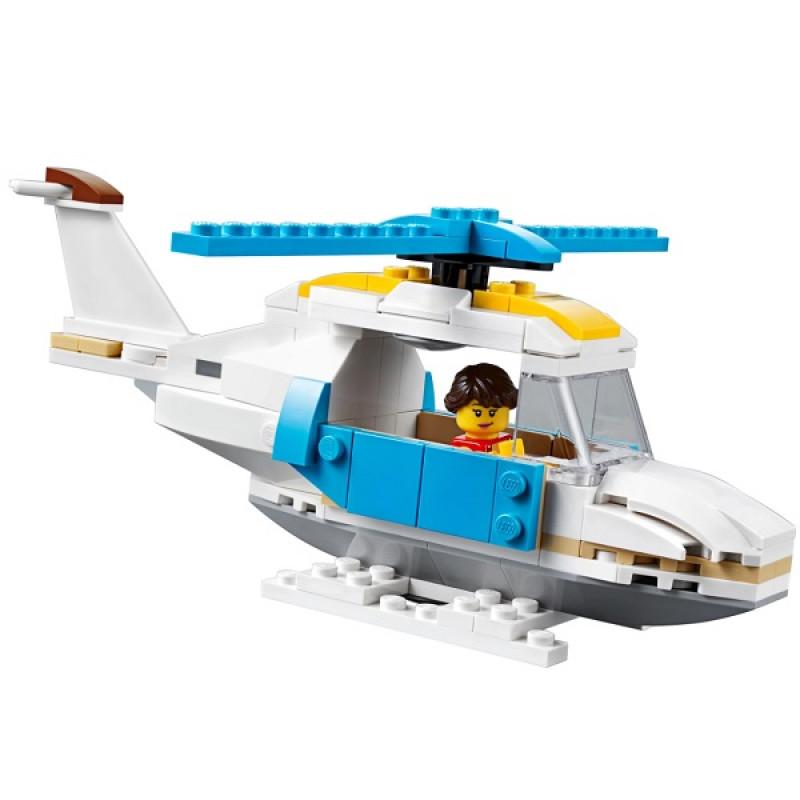 LEGO Creator 31083 Конструктор ЛЕГО Криэйтор Морские приключения