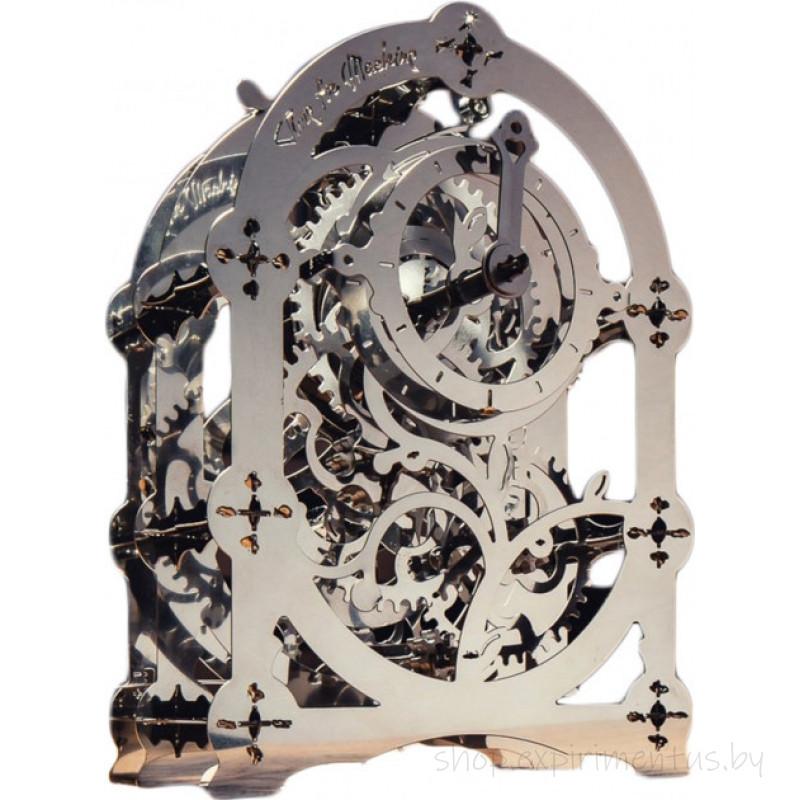 Конструктор коллекционная модель Time for Machine Таинственный Таймер 2 62 детали (T4M380132)