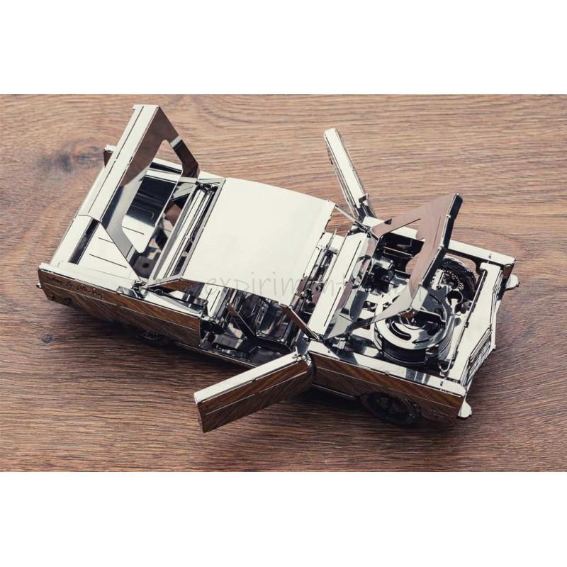 Конструктор коллекционная модель Time for Machine Королевский Вояджер 123 детали (T4M38016)